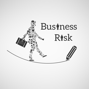 Business risk - Prezi Template