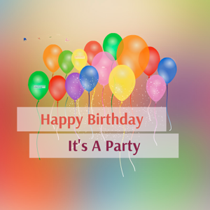 Celebration Time, Let's Party! - Prezi Template