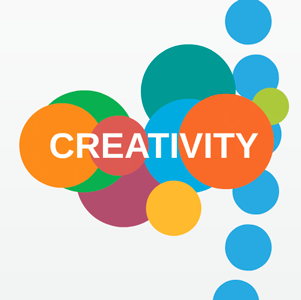 Creativity Circle - Prezi Template