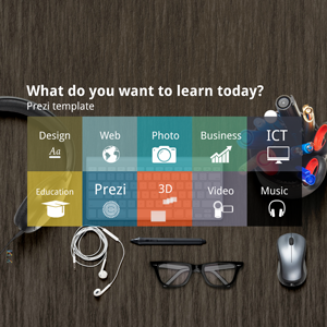 Learning Question - Prezi Template