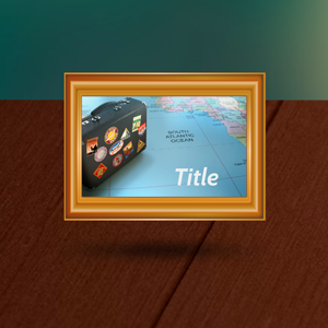 Photo Gallery - Prezi Template