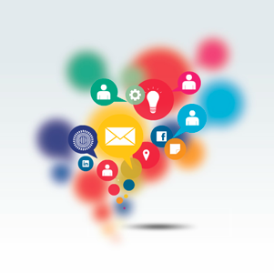 Social Elements - Prezi Template