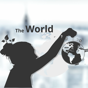 The World - Prezi Template