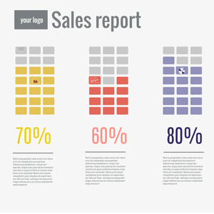 30+ Monthly Sales Report Templates – PDF, DOC