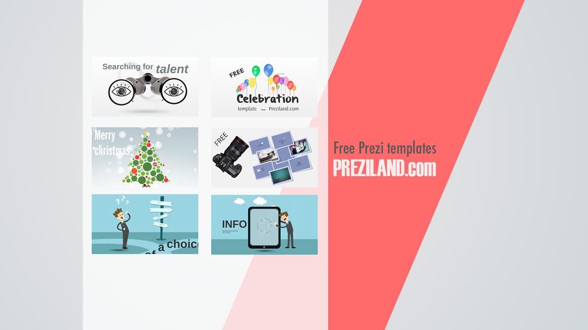 Prezi templates for free | Preziland