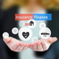 Insurance Finance Prezi template