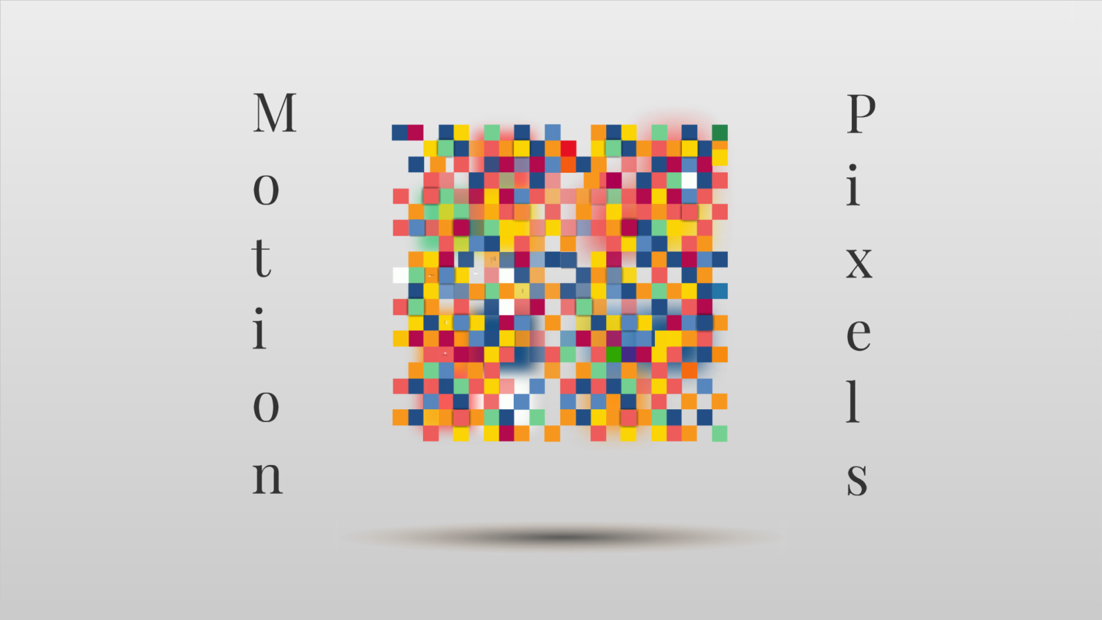 Motion Pixels Animated Prezi template