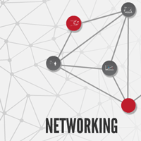 Networking Prezi template
