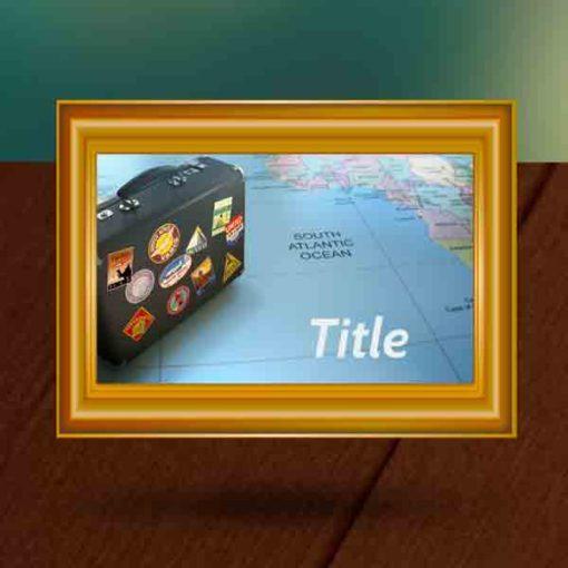 Photo Gallery Prezi template