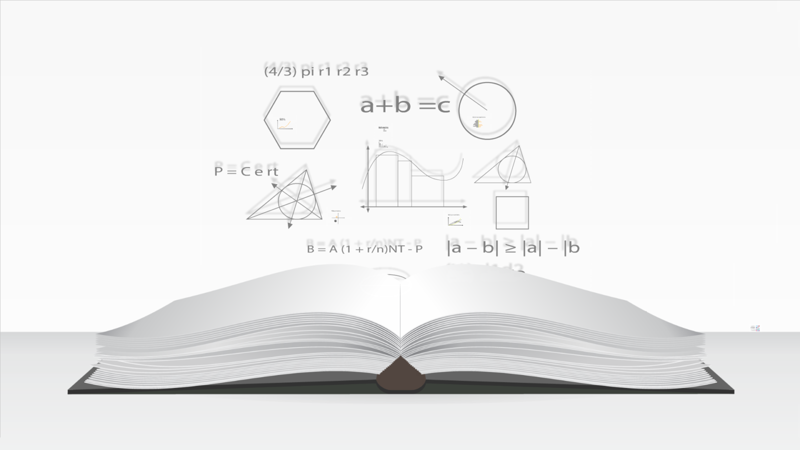 Prezi template mathematics