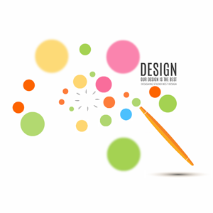 Graphic Design Prezi template
