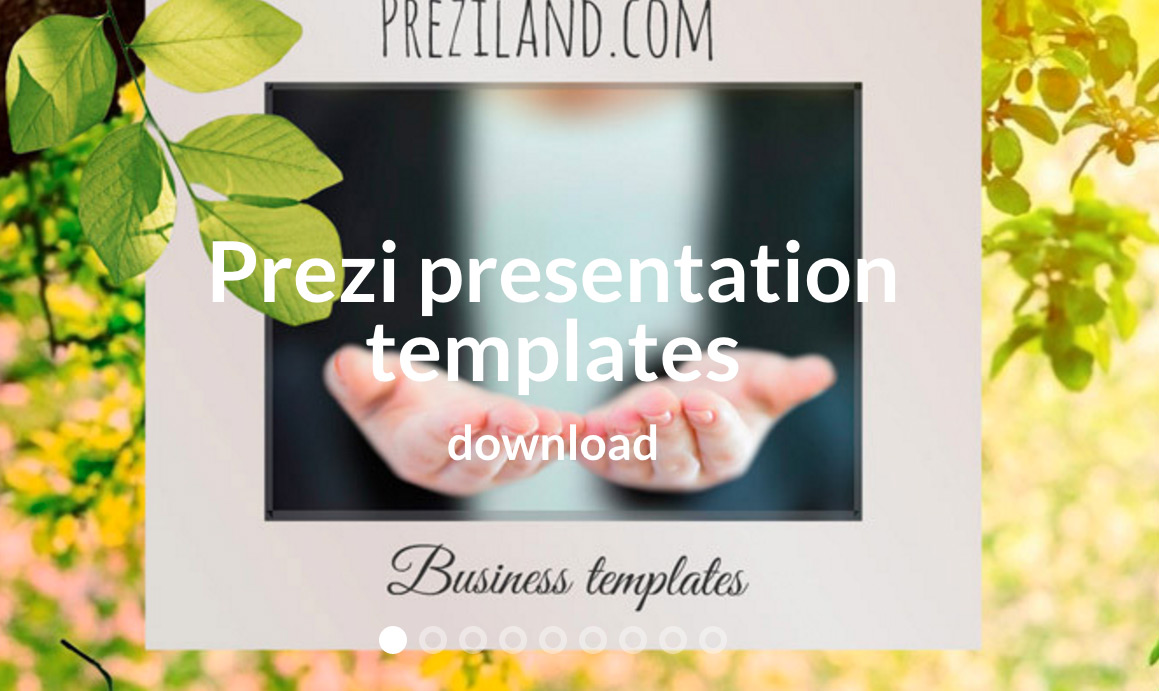 Cool 10 Business Card Template Tiny 10 Off Coupon Template Round 10 Words To Put On Your Resume 100 Day Glasses Template Youthful 12 Week Calendar Template Red1500 Claim Form Template Prezi Templates | Prezi Tutorials | Preziland