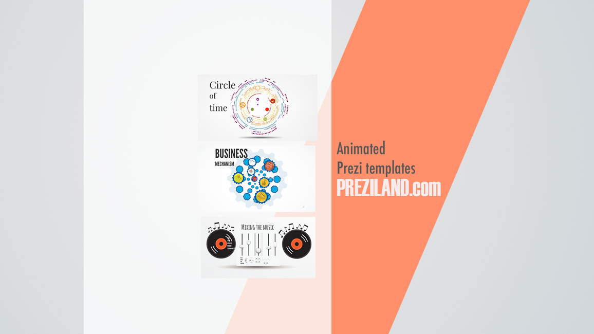 how to put animation in prezi