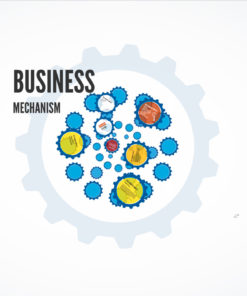 business mechanism prezi template