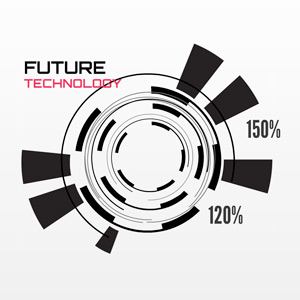 future technology Prezi template