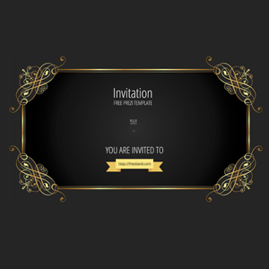 invitation for party free prezi template