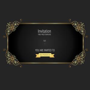 invitation for party free prezi template