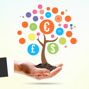 money tree prezi template