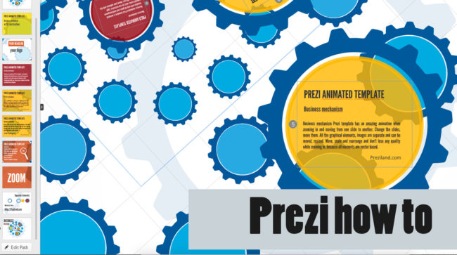 Prezi tutorials preziland for How to download prezi templates