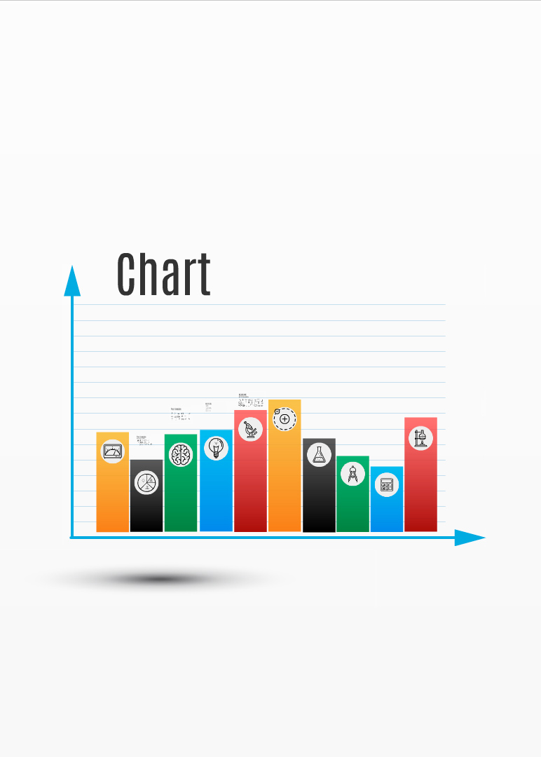 Bar Chart Template | Prezi Template Simple Bar Graph Preziland Preziland