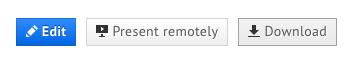 Prezi download pez button