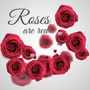 roses prezi template