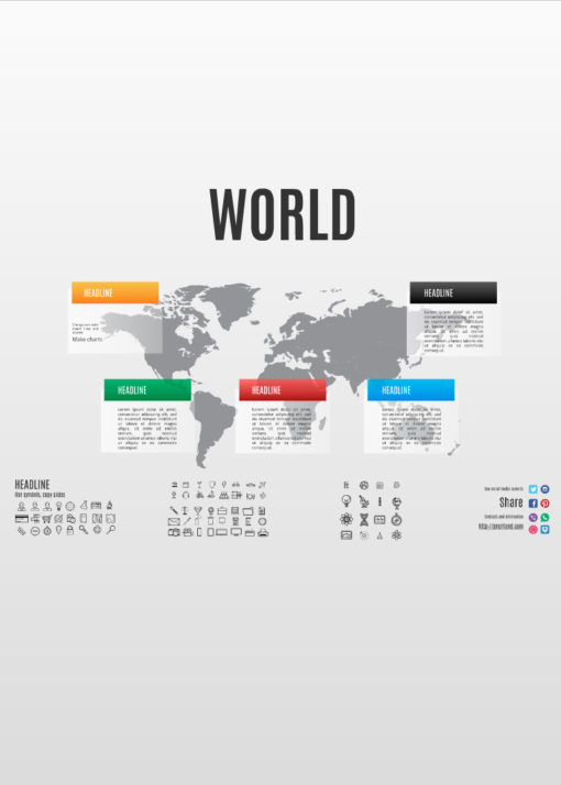 world prezi template